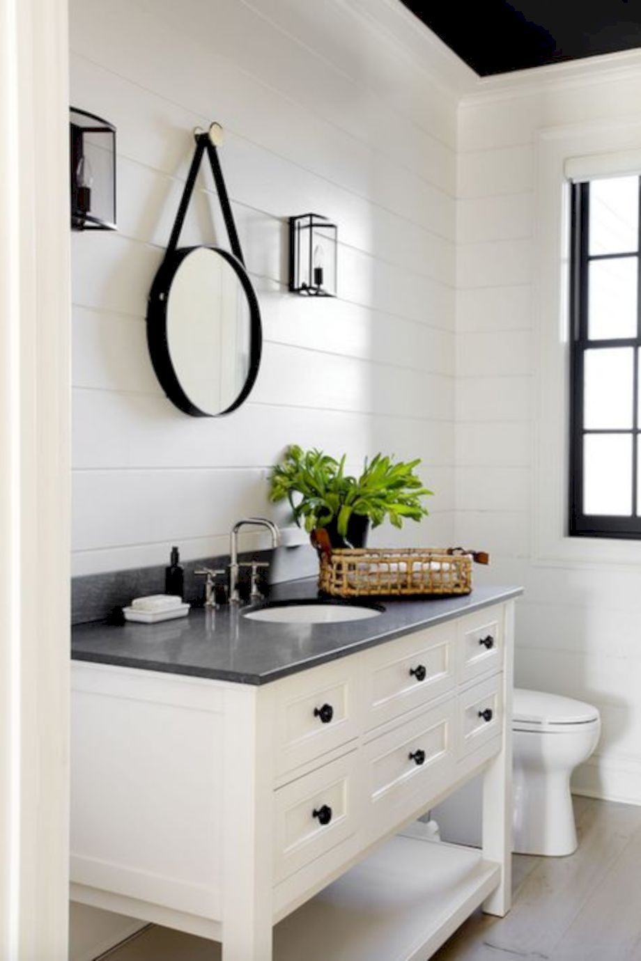 Stunning 76 Outstanding Farmhouse Bathroom Vanity Design Ideas https ...