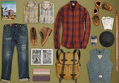 Camping Clothing Men