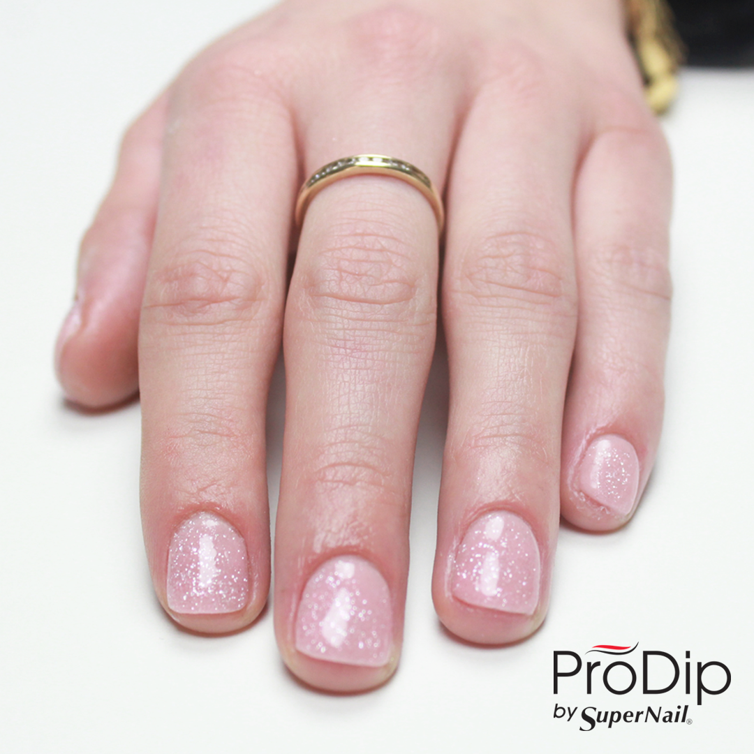 ManiMonday: Lilac Mirage from the new ProDip by SuperNail Acrylic ...