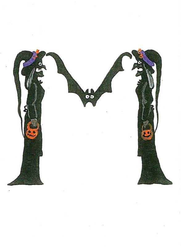 Halloween Alphabet Letter R Cat Witch Ryta: Details About HALLOWEEN ALPHABET LETTER D ACEO RYTA