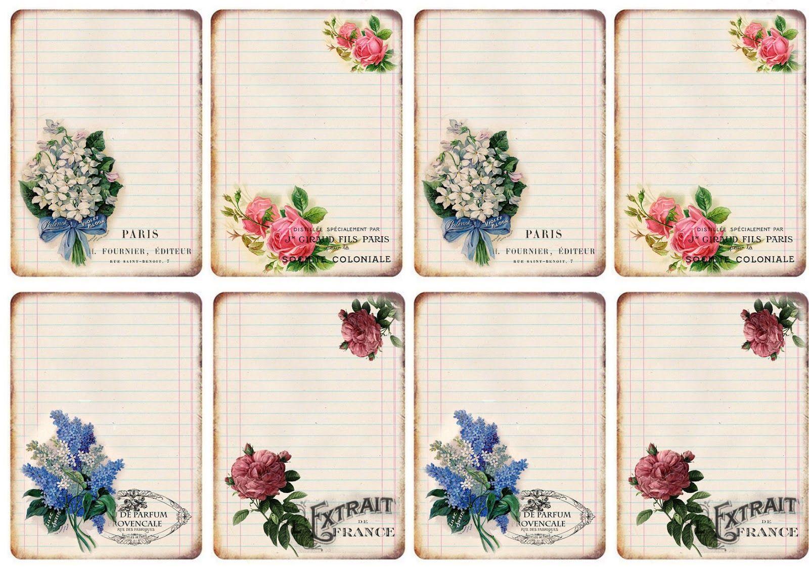 мини открытки на 8 марта распечатать несколько на одном листе взгляд творческое