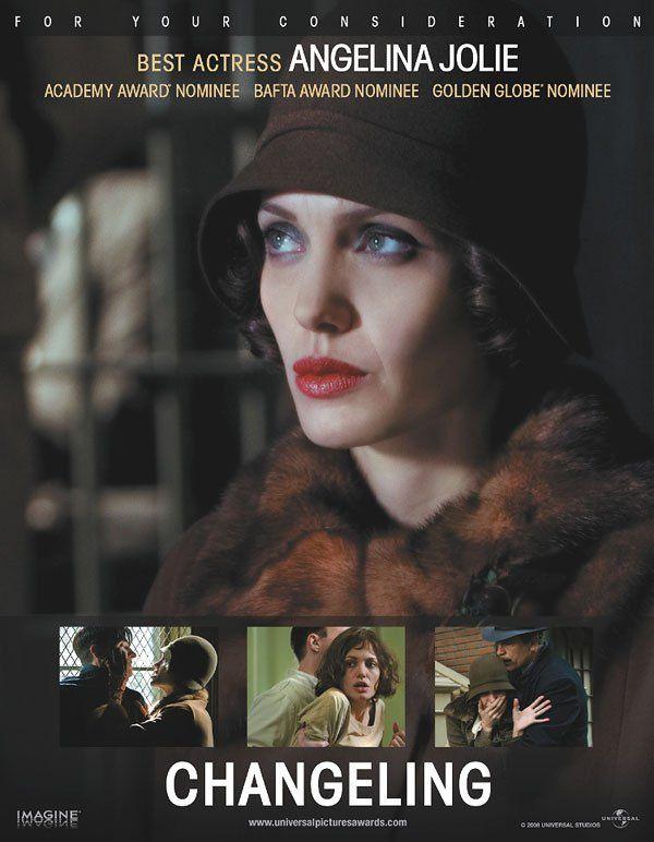 Top 10 Angelina Jolie Movies Angelina Jolie Movies Changeling Changeling Film