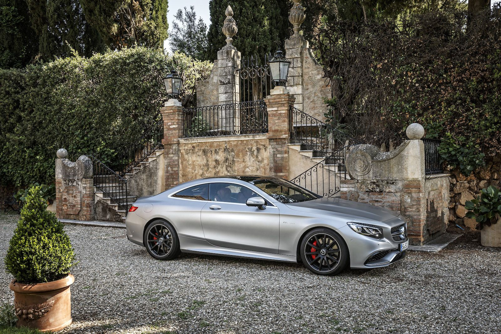 2015 MercedesBenz S63 AMG Coupe First Drive in 2020