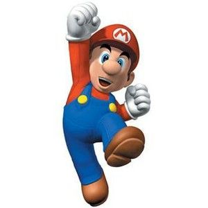 Mario Without Mustache