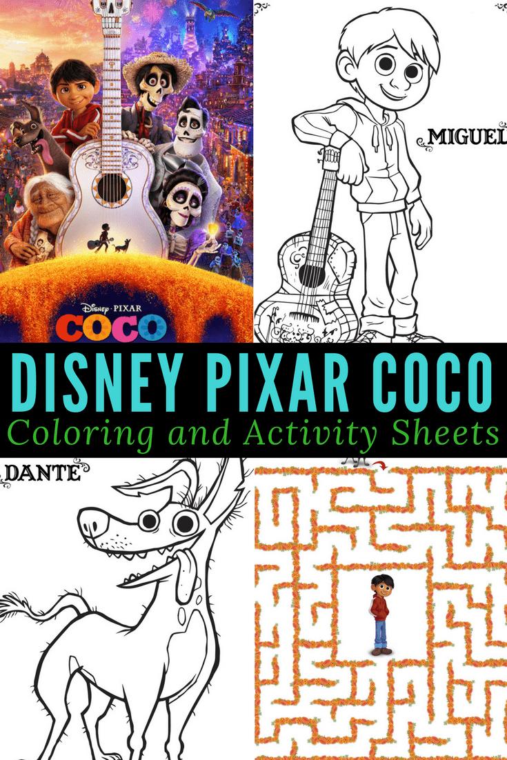 Páginas Para Colorear De La Película Coco Movie And Books - Heres how pixar copy scenes from other movies