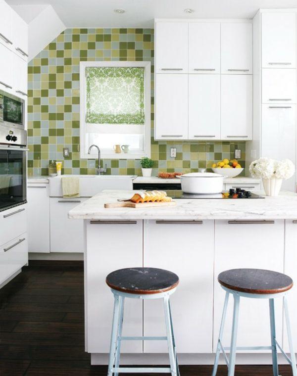 Comment amenager une petite cuisine ? Cuisine Pinterest Kitchens