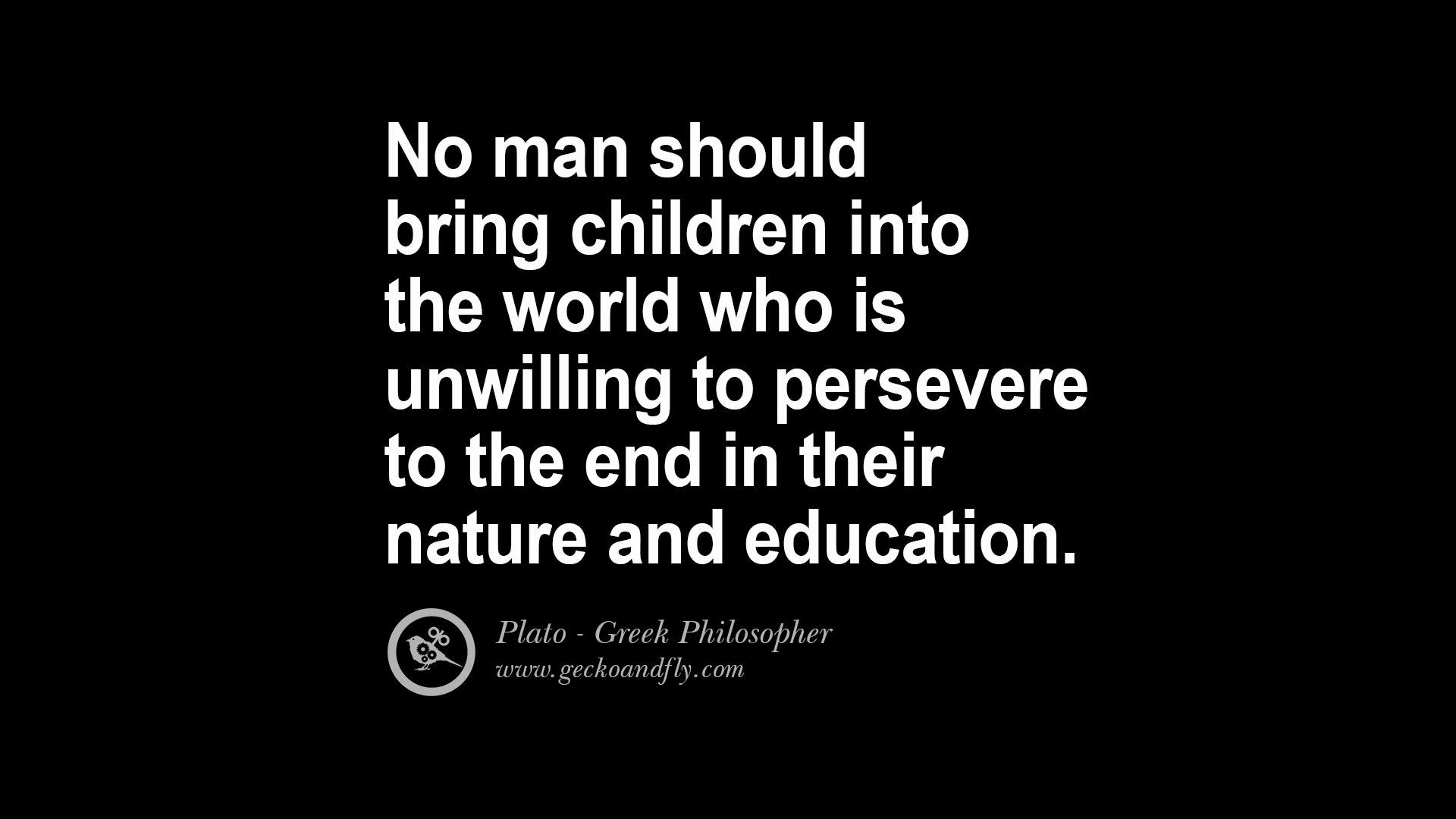 Famous Plato Quotes