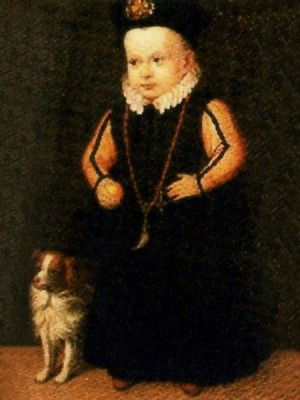 """Sigismund III Wasa as a Child"", J.B.van Uther"