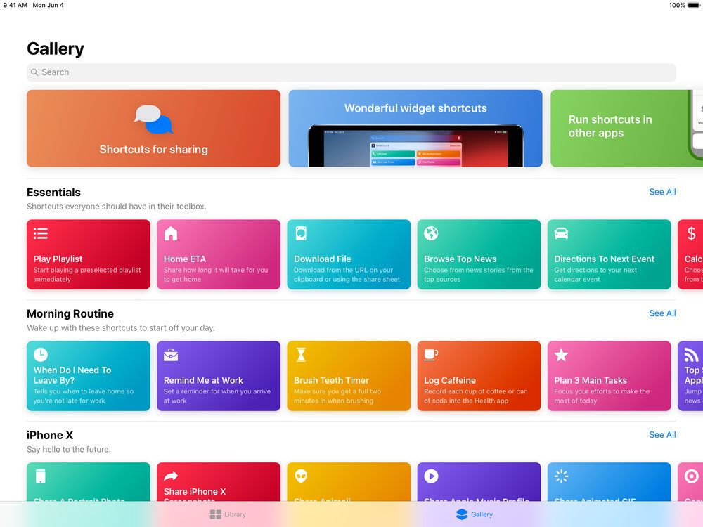 Shortcuts App for iPhone Free Download Shortcuts for