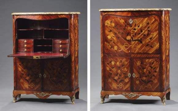 Expertise meubles louis xv commode meuble ancien commissaire priseur expert en vente - Expert en meubles anciens ...