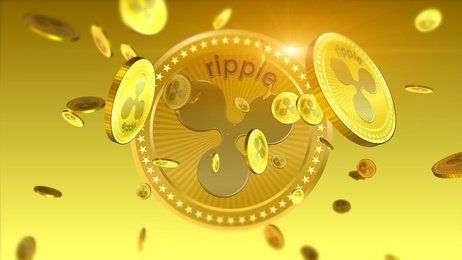 Why is ripple traded through bitcoins