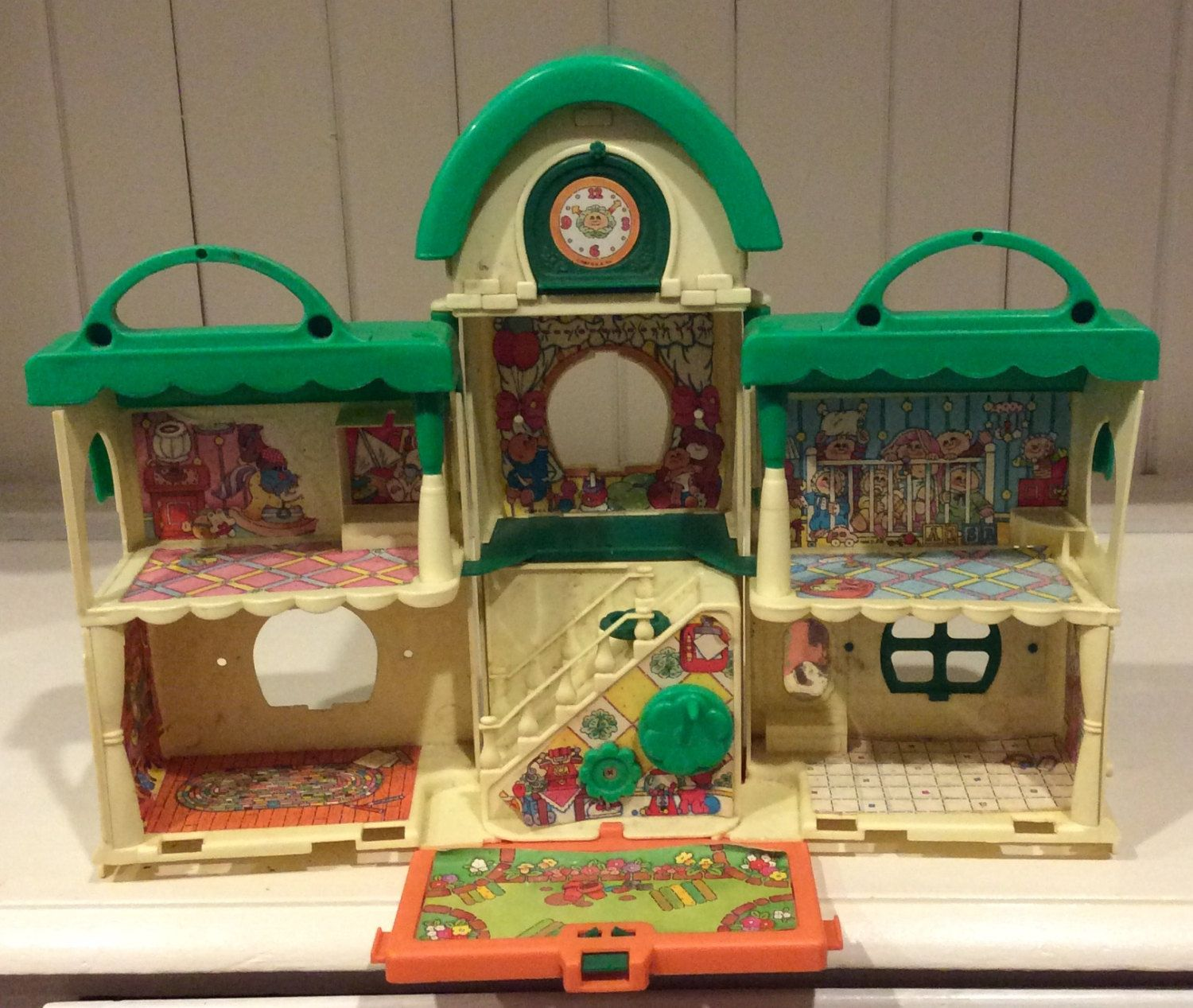 Reserved Cabbage Patch Kids Babyland General Hospital Play Kids Play Set Cabbage Patch Kids Cabbage Patch