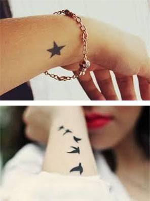 Tatuajes Para Mujeres En Las Muñecas Imagen Tattos Soñados