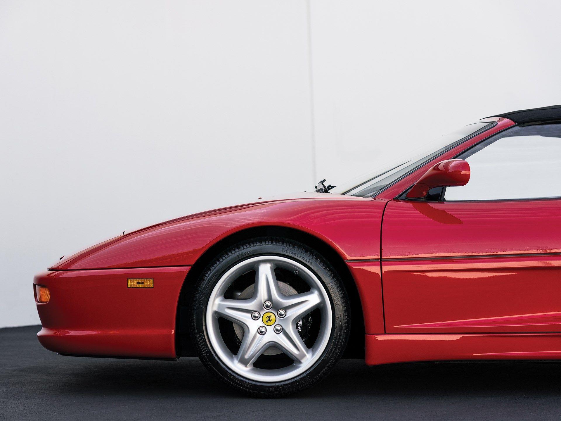 1997 Ferrari F355 Spider Ferrari Bmw Car