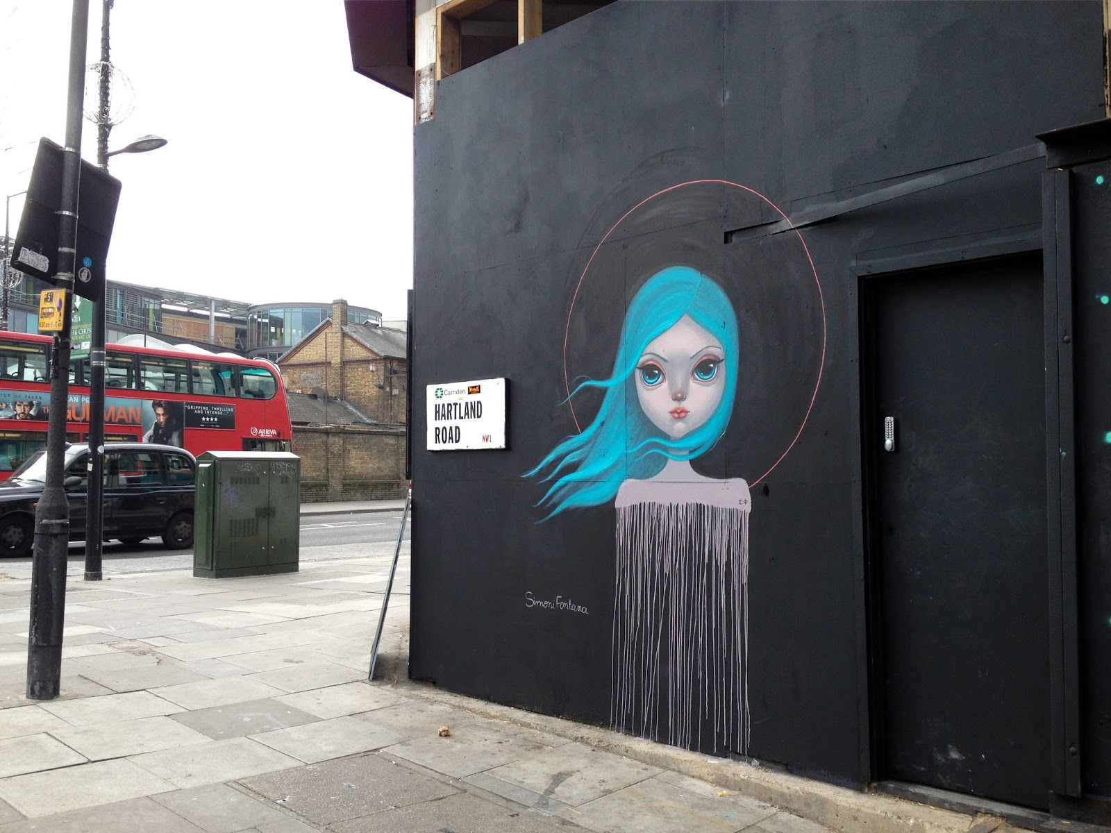 Simoni Fontana (...) - Hartland Rd London NW1 (UK)