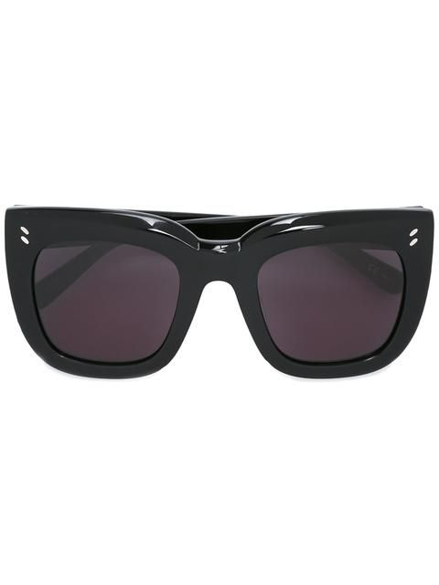 da7851dd1 Stella McCartney | Óculos de sol quadrado | Óculos de Sol | Glasses ...