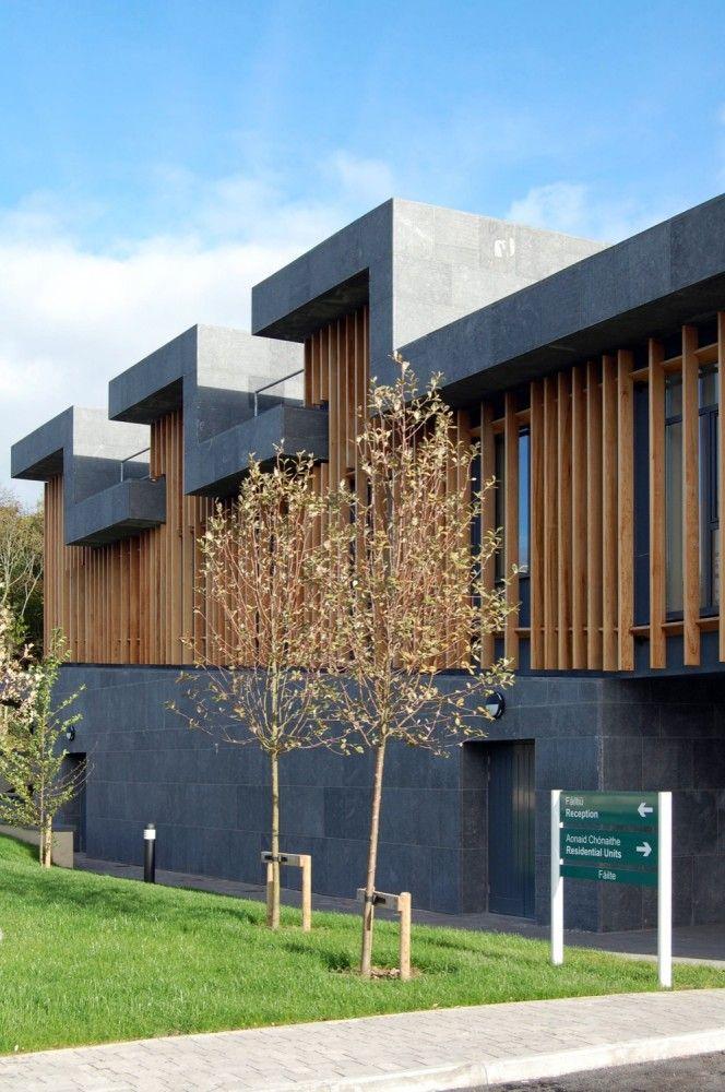 Merlin Park Hospital / MOB Hospital architecture
