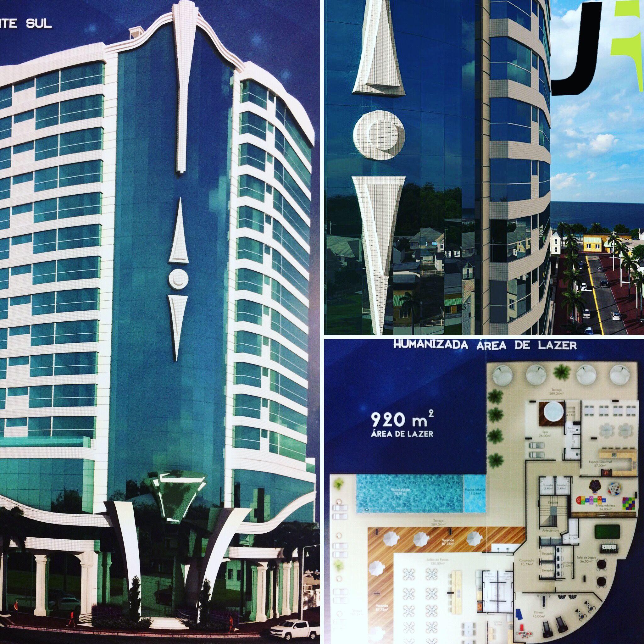 More em Porto Belo/SC!Apartamento com 3 suítes(1 master), 2 vagas, área lazer completa! Consulte condições facilitadas por WhatsApp (47) 99643 2808.