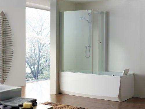 Box Per Vasca Da Bagno Piccola : Gina box vasca e doccia combinate vasca bathtub shower shower
