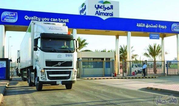 أرباح إنتاج شركات الأغذية السعودية تتراجع إلى 280 مليون ريال في 2018 Trucks
