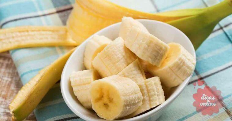 Dieta da banana matutina