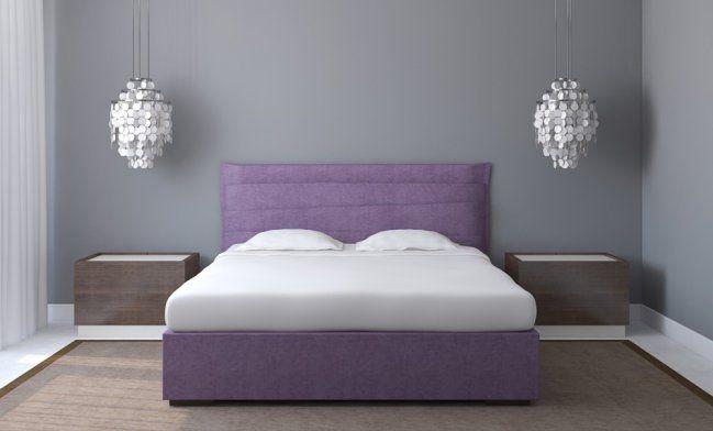 8 colores originales y elegantes para el dormitorio - Paredes pintadas originales ...