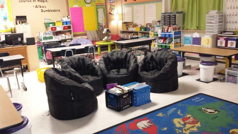 Unconventional Classroom Design : Alternative classroom seating for school pinterest