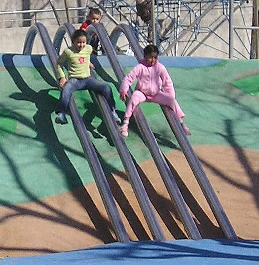 Shiny Happy Playground Features from the Goric Company   Playscapes