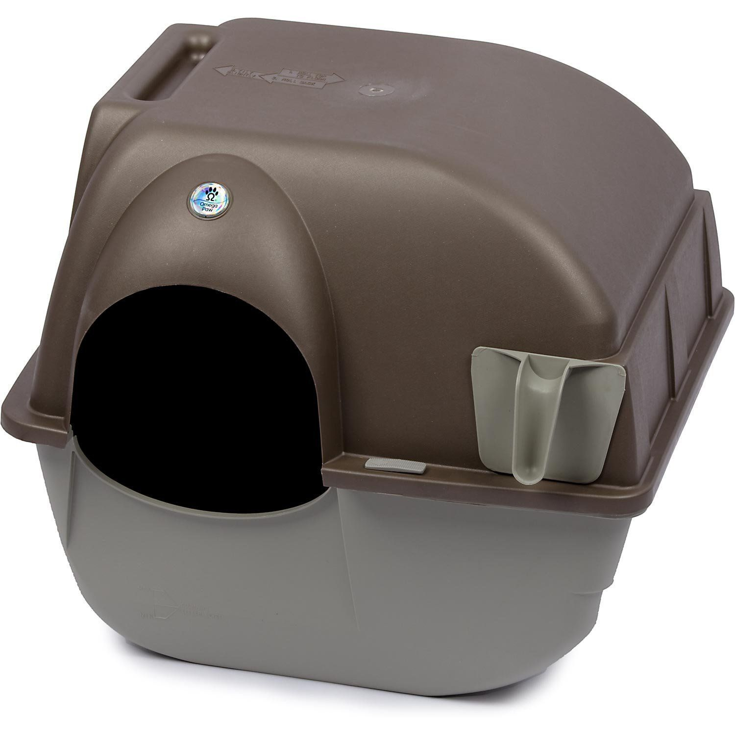 Omega Paw SelfCleaning Litter Box, Large Find out more
