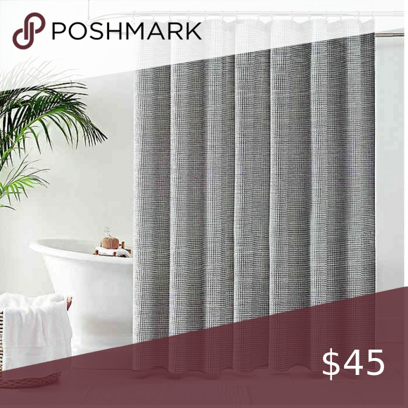 ugg olivia shower curtain in grey