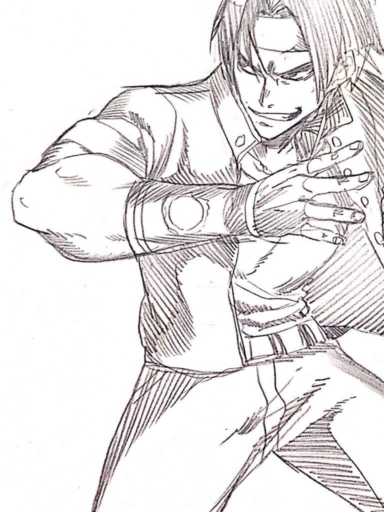 ザ キング オブ ファイターズ Kyo Kusanagi Kof