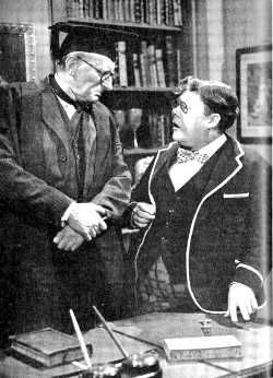 Mr Quelch and Bunter