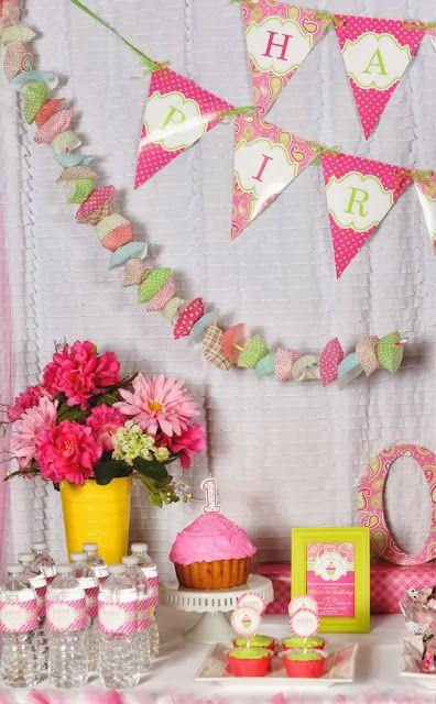 top girl s birthday party ideas diy project ideas pinterest