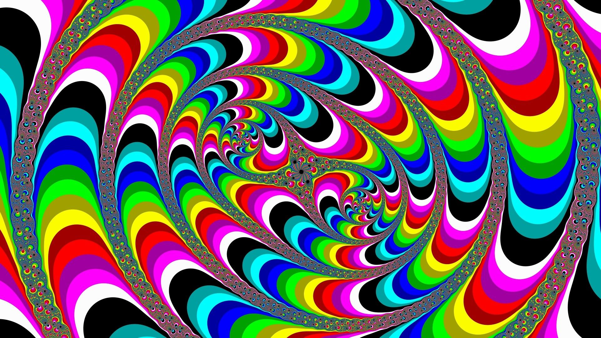 psychedelic free hd widescreen 1920x1080 (With images