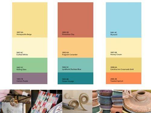 Southwest Paint Colors Interior Paint Colors Schemes Paint