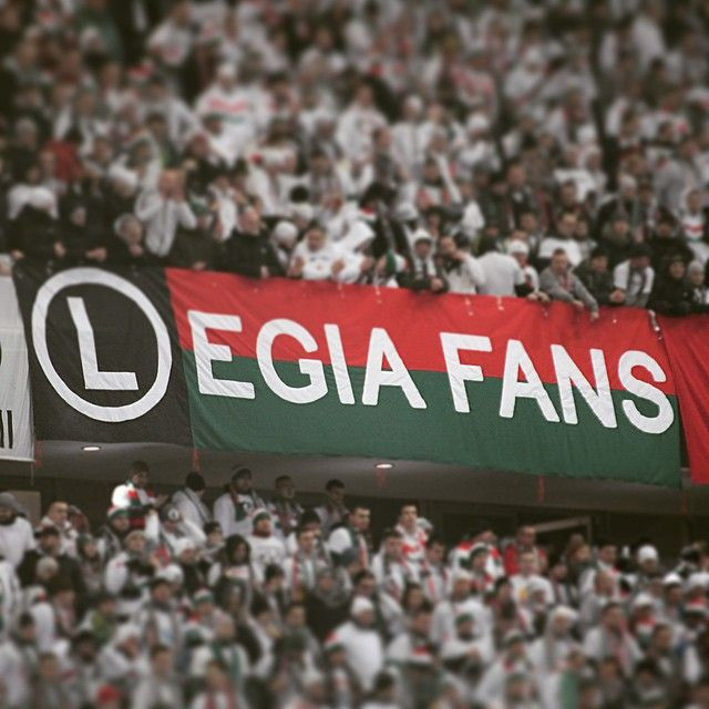#legia #warszawa #fans #kibice #ultras #zyleta #doping #flagi #ultra…