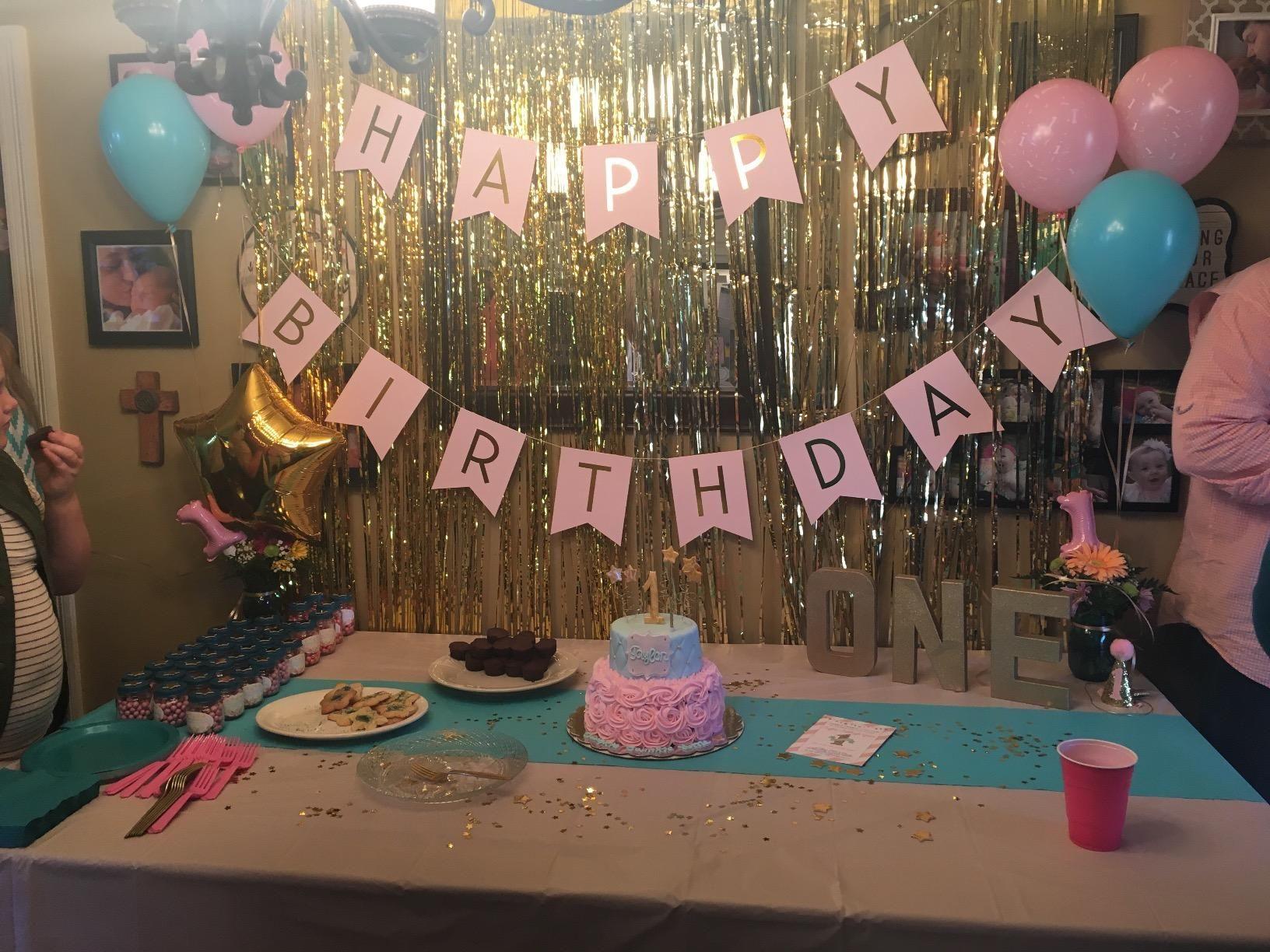 Robot Check Baby Birthday Decorations Birthday Surprise Party Birthday Decorations