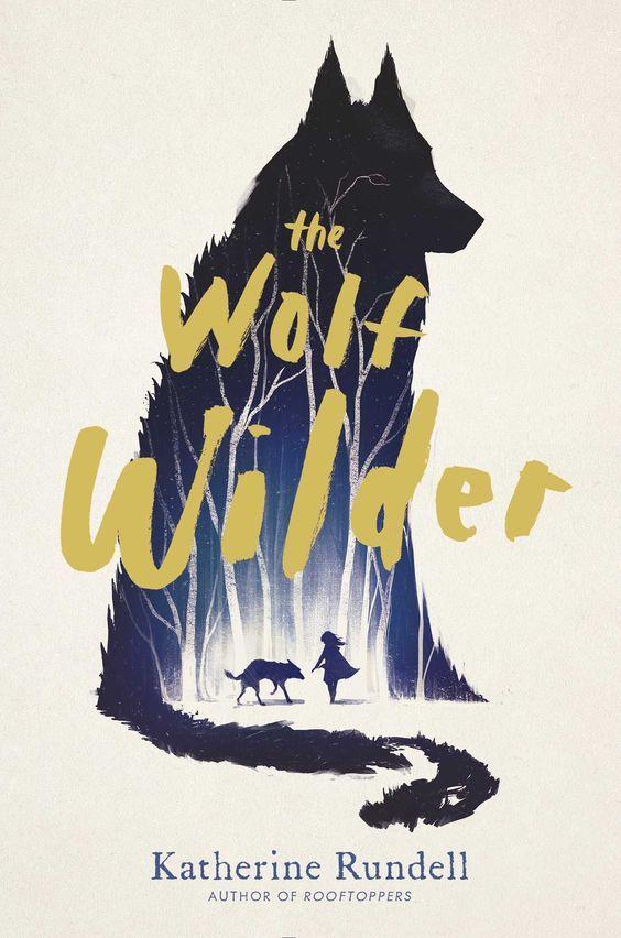 La cubierta Wilder Lobo