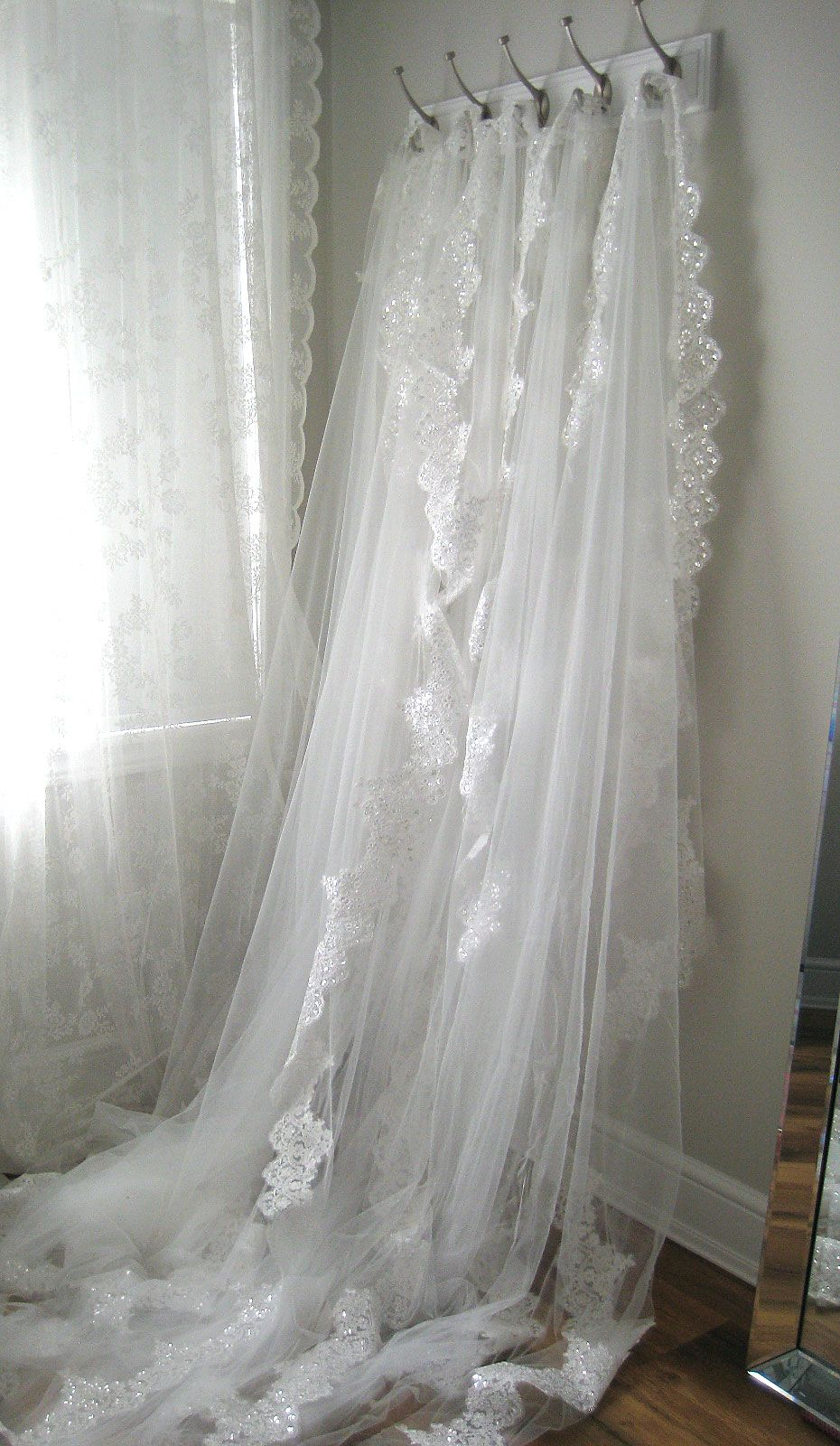 New Arrivals Cathedral Veils Wedding veil accessories