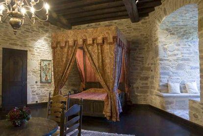 Medieval Castle Bathroom