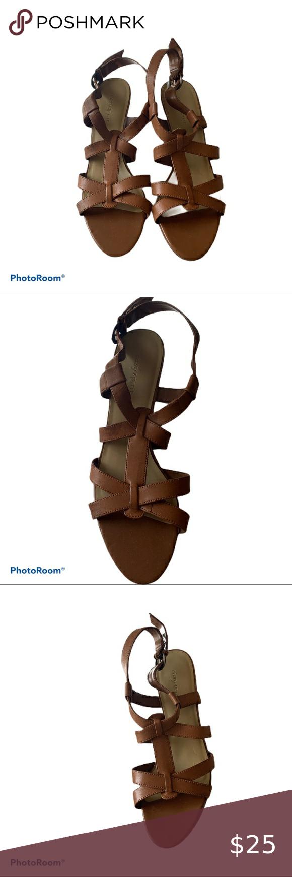 🌞Women's Easy Spirit Sandals, size 8