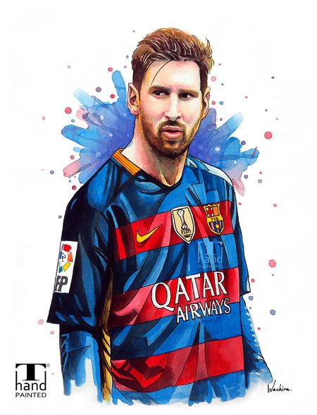 Lionel Messi Home : lionel, messi, Lionel, Messi,, Decor,, Digital, Download., Soccer, Drawing