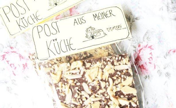 Knusperschokolade titatoni stuff Pinterest
