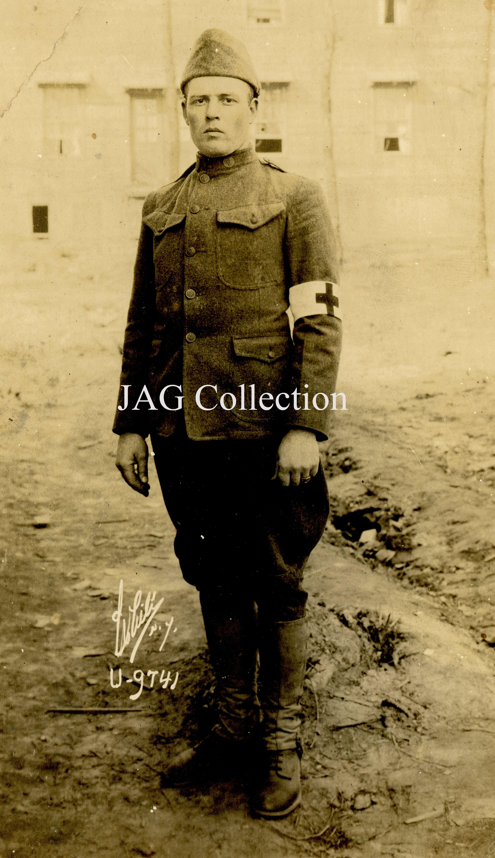 James Michael , Sanitary Det., 306th Infantry, 77th Div