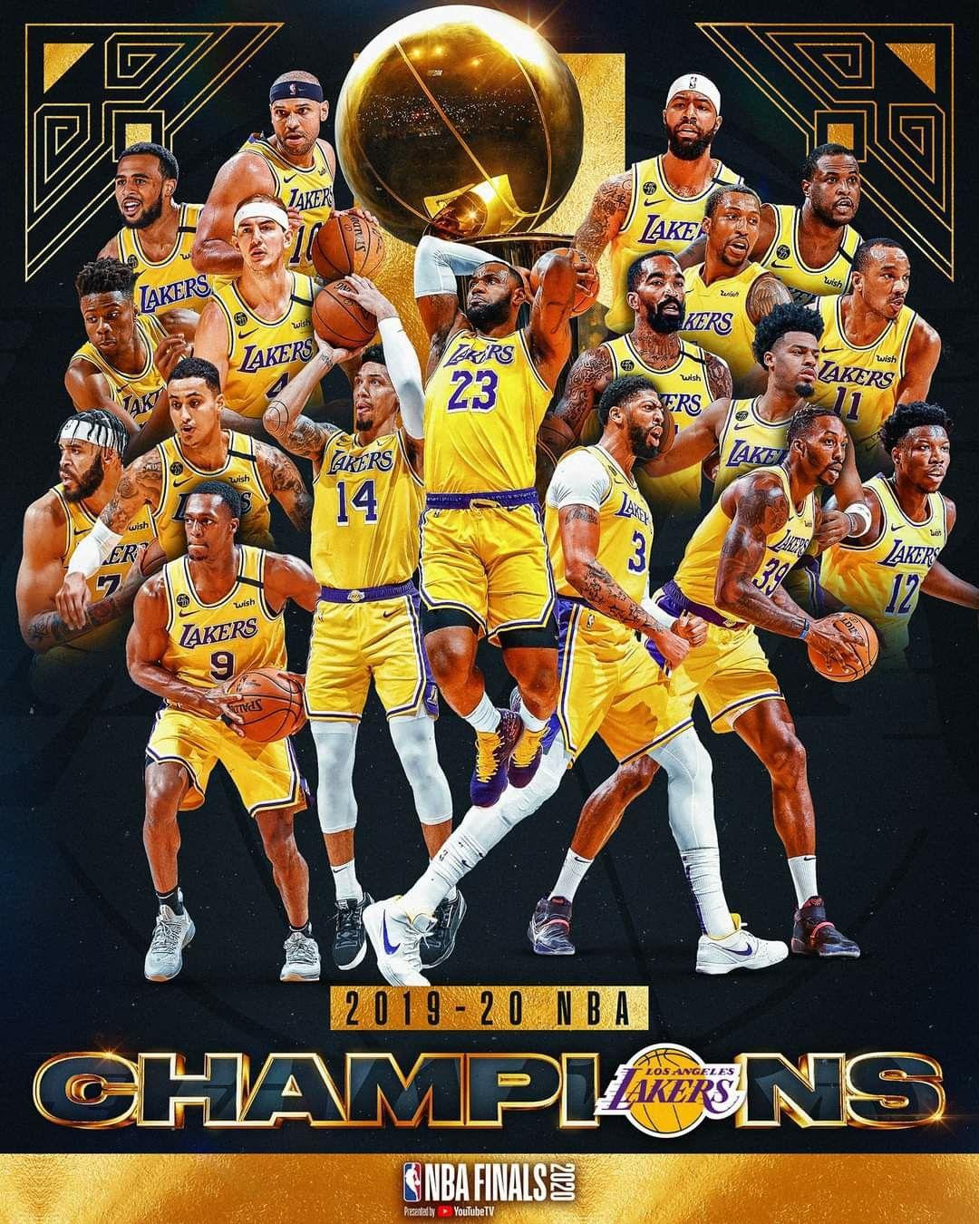 Your 2019 2020 Nba World Champions En 2020 Jugadores De Baloncesto Deportes Baloncesto