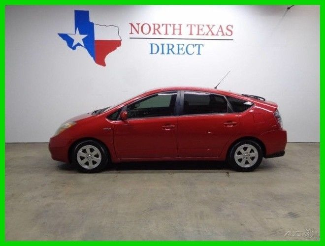 Nice Awesome 2009 Toyota Prius Hybrid Sedan 60 Mpg 1 Texas Owner Used 5l I4 16v Automatic 2017 2018 Check