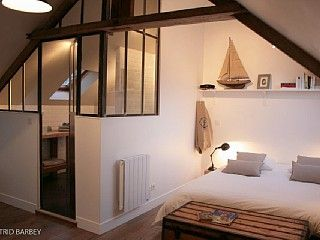 Charming apartment near the port and the sea - Normandy