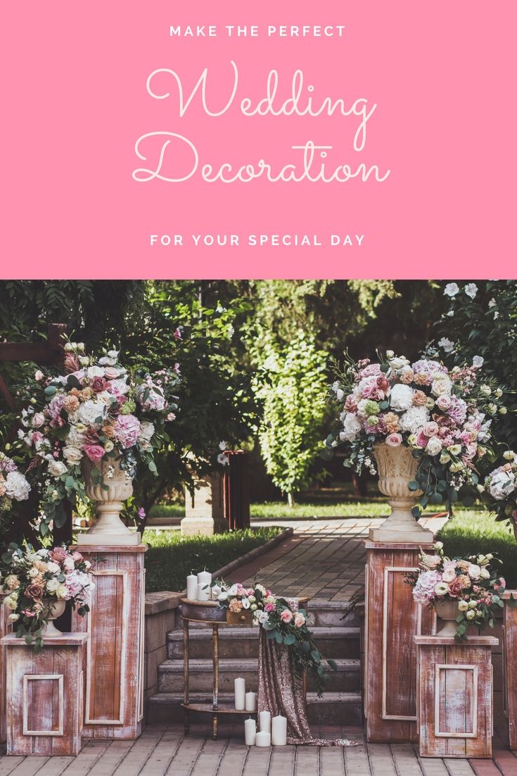 Wedding dinner decoration ideas  Revamp Your Personal Wedding Dinner With These Unique Economical
