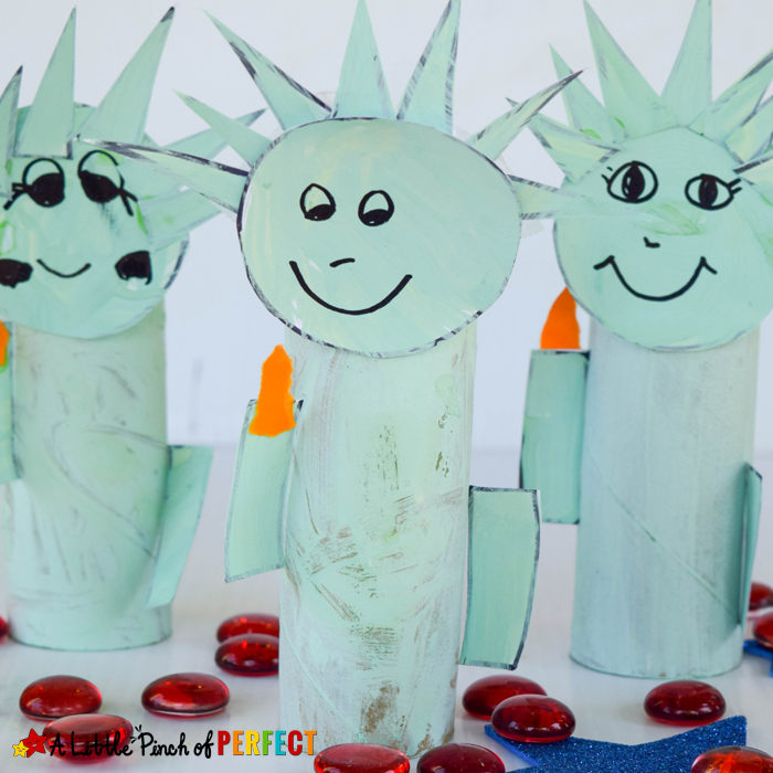 statue of liberty paper