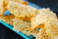 Se régaler avec thermomix : Tuiles au parmesan